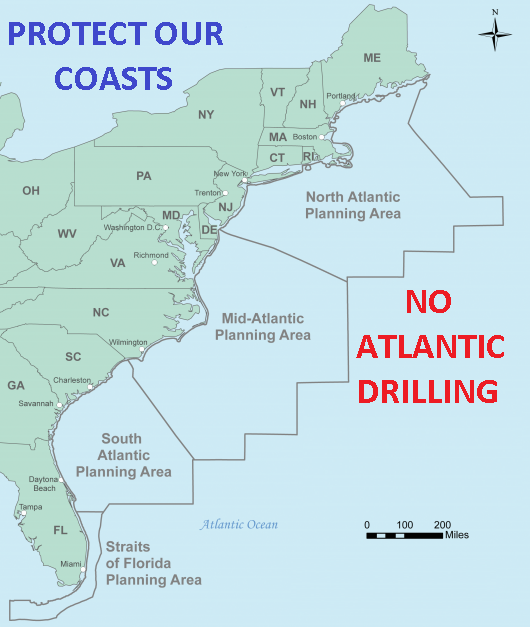 SEEC Member Statements on Proposed Outer Continental Shelf (OCS) Oil and Gas Leasing Program