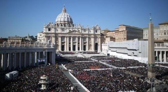 Statement on Pope's Encyclical on Climate Change and the Environment feature image
