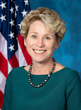 Congresswoman Chrissy Houlahan
